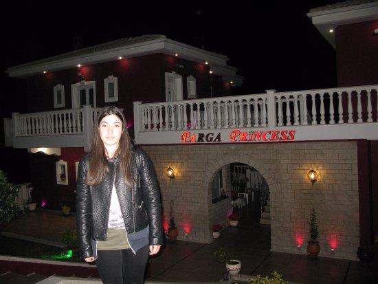 Foto de Hotel Parga Princess