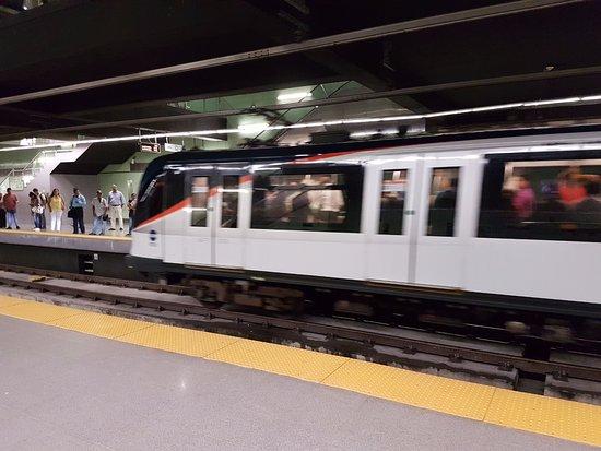 Metro de panam picture of panama metro panama city tripadvisor panama metro metro de panam publicscrutiny Images