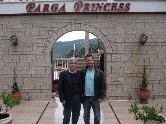 Hotel Parga Princess Aufnahme