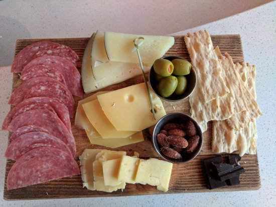 Dundee, OR: We serve amazing charcuterie or cheese boards at very reasonable prices.