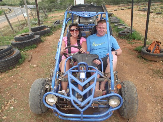 Wilgewandel Holiday Farm: The Quad Buggies