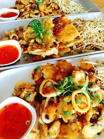Edge Hill, Αυστραλία: Samgasat Thai Cuisine