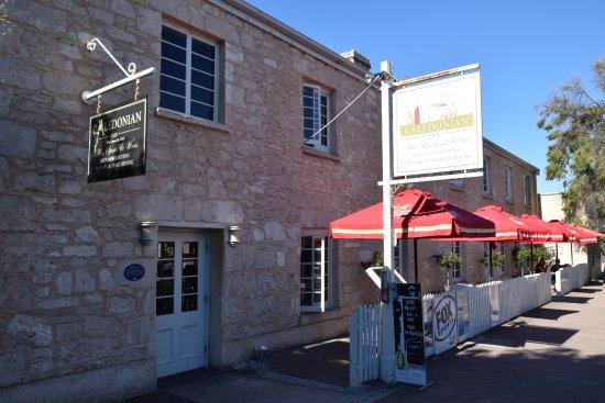Robe, Australien: the Caledonian Inn