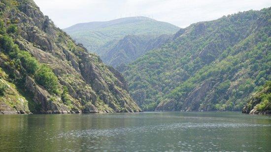 Province of Ourense, Spanien: El cañón del Rio Sil