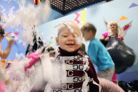 "Mogilev, Weißrussland: Фотографии со Дня рождения ""Йети и Дети""!"