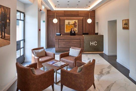 Hotel Centrale: Lobby