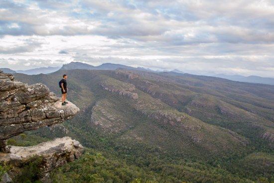 Grampians, Australia: The Balconies