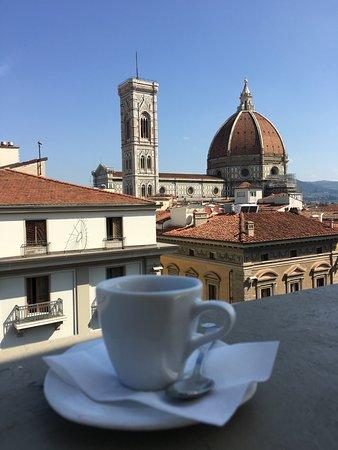 Caffè Con Vista Picture Of Caffe La Terrazza Florence