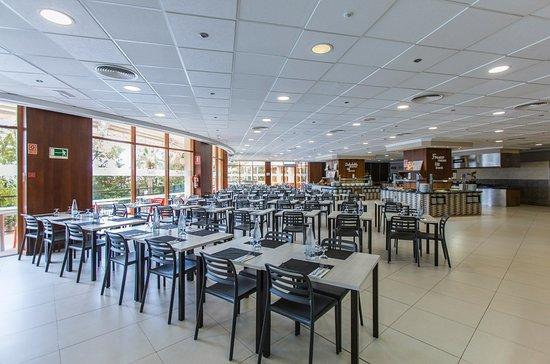 Hotel Intur Orange: Comedor Buffet