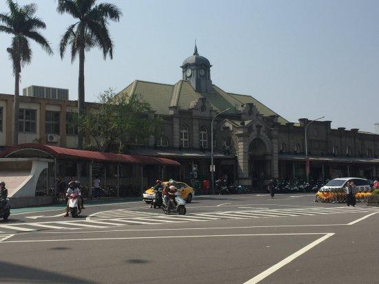 Hsinchu, Taiwan: 新竹驛外観