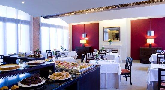 Intur Alcazar de San Juan Hotel: Restaurante / Comedor