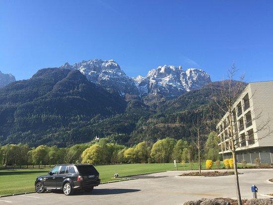Lavant, Áustria: Panorama Superschön!!