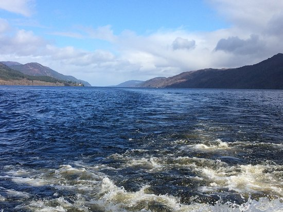 Loch Ness: Boat tour