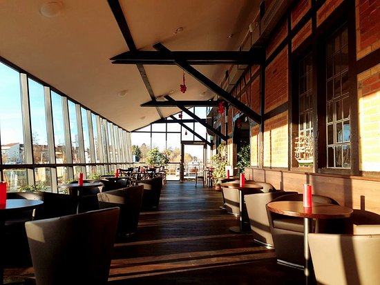 Грайфсвальд, Германия: Lounge / Wintergarten