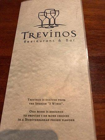Trevinos Bar & Restaurant: photo2.jpg