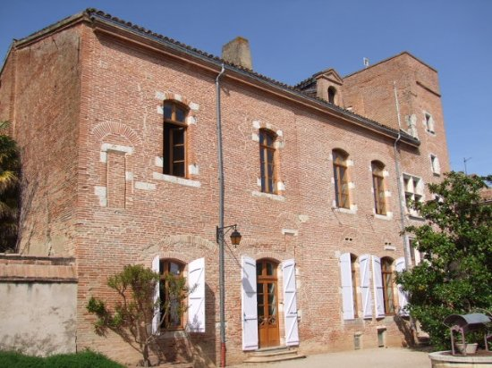 Beaumont de Lomagne, France: La Maison natale de Pierre Fermat