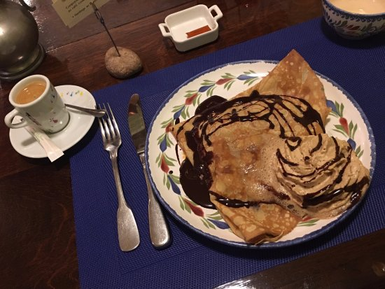 Creperie Ti Saozon : un régal de dessert