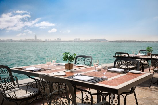 1 business lunch in Doha! - Review of La Veranda Italian