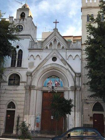 Chiesa Madonna della Mercede in San Valentino