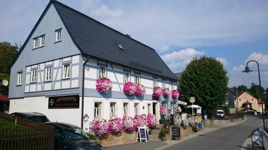 Hinterhermsdorf, Deutschland: Gasthof Zur Hoffnung