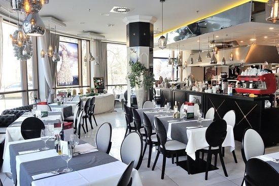 Restauracja Otwarta Kuchnia, Warszawa  recenzje   -> Kuchnia Otwarta Restauracja Warszawa