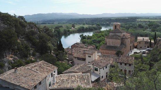 Miravet, Spanien: Vista