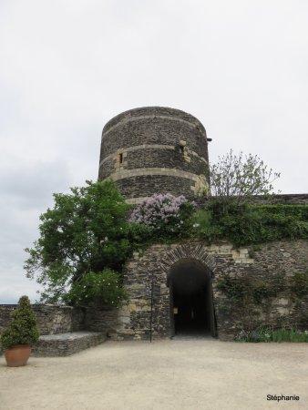 Castle of Angers: tour