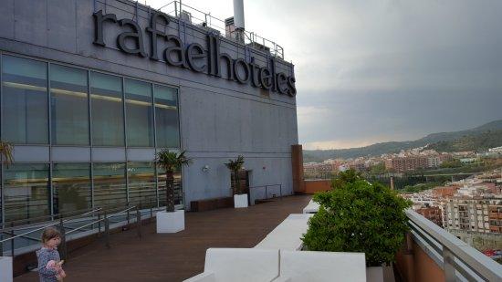 Rafaelhoteles Badalona: 20170410_191355_large.jpg