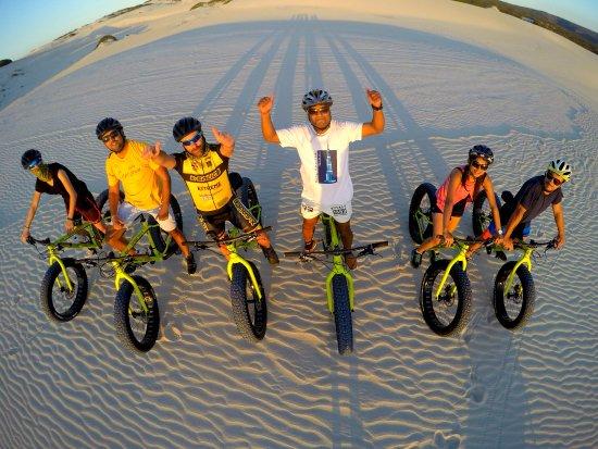 Gansbaai, Sydafrika: Group Photograph