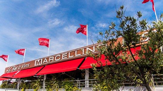 Le Marcellino, restaurant italien et cusine du Sud à Nimes,