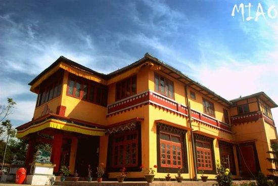 Changlang, อินเดีย: Cheophelling Tibetan Lama Camp, Miao.
