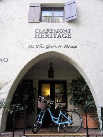Office to Claremont Heritage