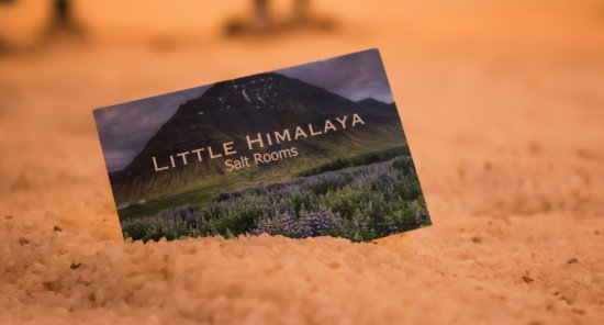 Kenilworth, UK: Little Himalaya Salt Rooms