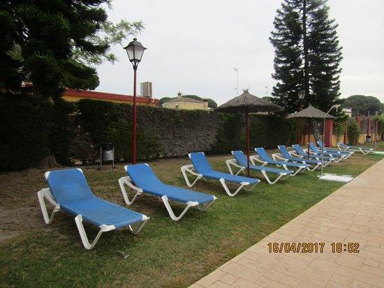 Hotel Dunas Puerto: TUMBONAS