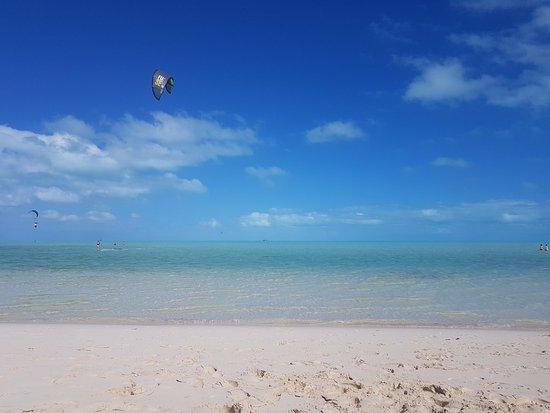 Long Bay Beach: Kite