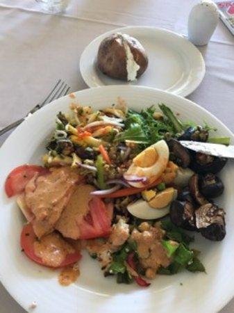 The Hydro at Stellenbosch: Vegan Supper