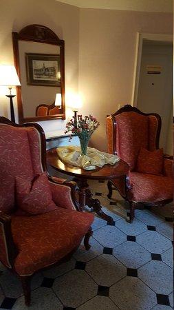 Amadeo Hotel Garni : 20170417_100734_large.jpg