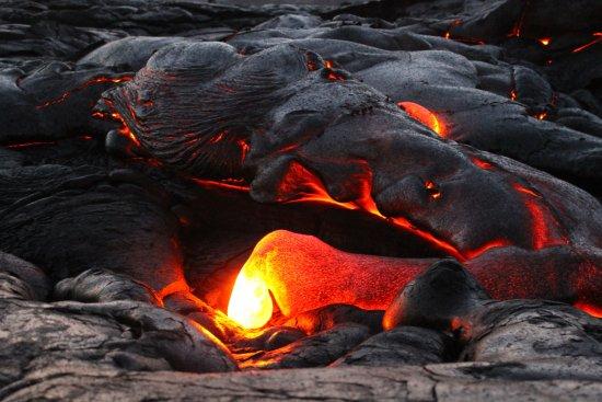 Volcano, HI: Lava!