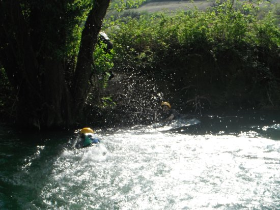 Vallo di Nera, إيطاليا: risalita