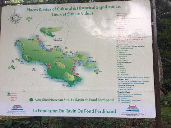 Praslin Adası, Seyşeller: Super Park!