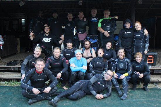 Gauteng, South Africa:  Brightwater Scuba diver club