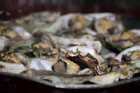 Cairu, BA: Mais ostras