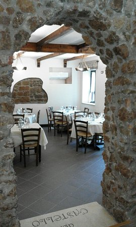 Labico, Italien: Arco comunicante tra le due salette