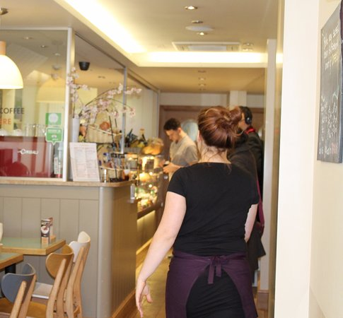 Cafe Riva  Borough High Street