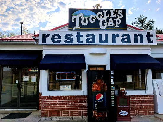 Floyd, VA: The restaurant