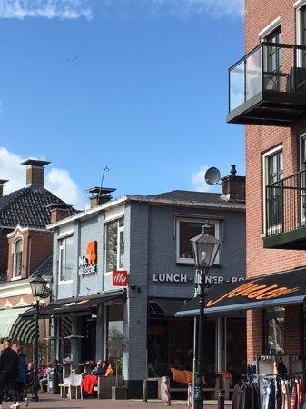 Lemmer, The Netherlands: Esterno del locale