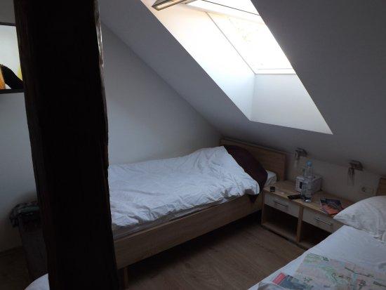 Hotel Katrca: Pokój na poddaszu - naprawdę przestronny
