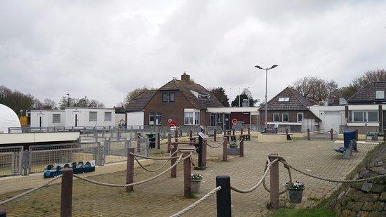 Pieterburen, Nederland: Zeehondencentrum - Behind the scene