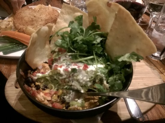 Stirling, Australië: Chicken Burrito bowl - absolutely delish!