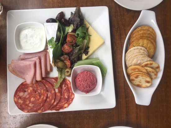 Gisborne, Australia: Tasting Plate for two
